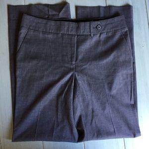 J. Crew Durham Trouser in Super 120s Wool Gray